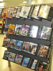 dvd holders