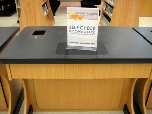 Self-Check Table