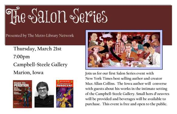 Salon Series 11X17