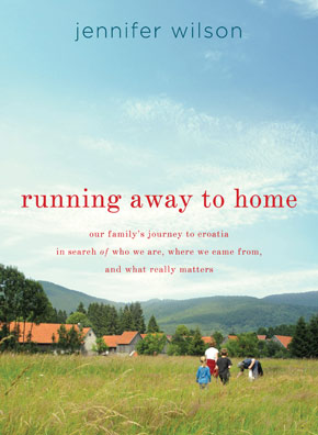 running back to home-book-cover
