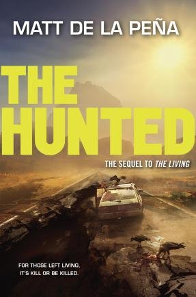 cover-pena-The-Hunted_8-19-14